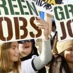 Government talks green jobs