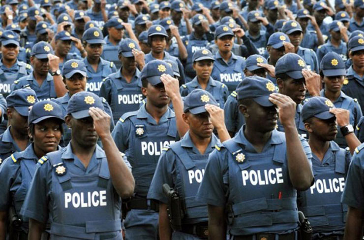 SAPS recruitment